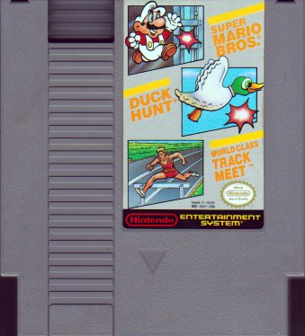 SUPER MARIO BROS./DUCK HUNT/WORLD CLASS TRACK MEET